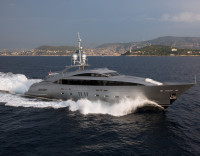 SILVER WIND - LOA=42.7m - 140' - ISA YACHTS